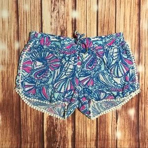 Lilly Pulitzer for Target short